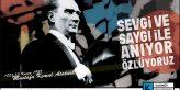 Mustafa Kemal Atatürk Anma CKM
