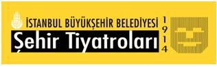 Logo İst.Şehir Tiyatroları