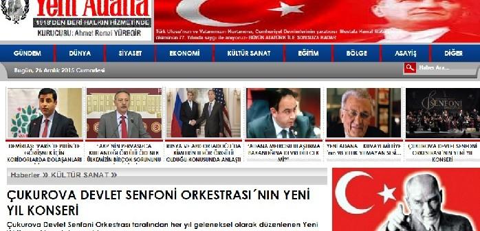 Yeni Adana Gazetesi