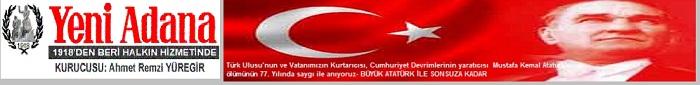 Yeni Adana Gazetesi Banner