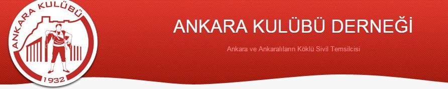 Ankara Derneği Logo ve alınlık