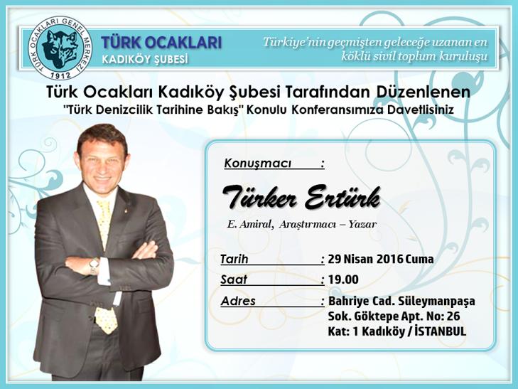 Türk Denizcilik Tarihine bakış