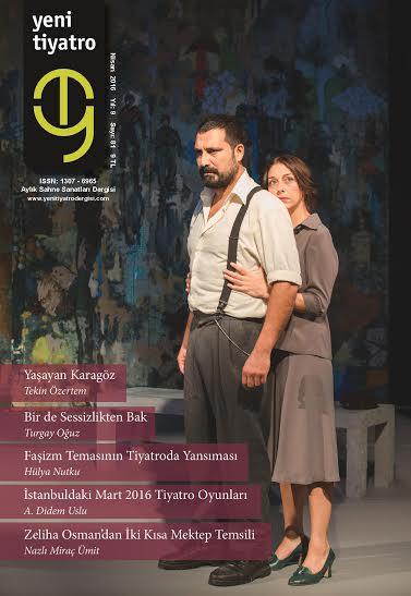 YT Dergisi Nisan Sayısı