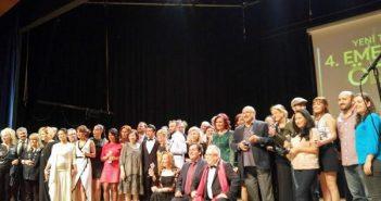 Yeni Tiyatro Dergisi ödüller 2016