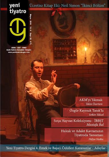 Yeni Tiyatro Dergisi1