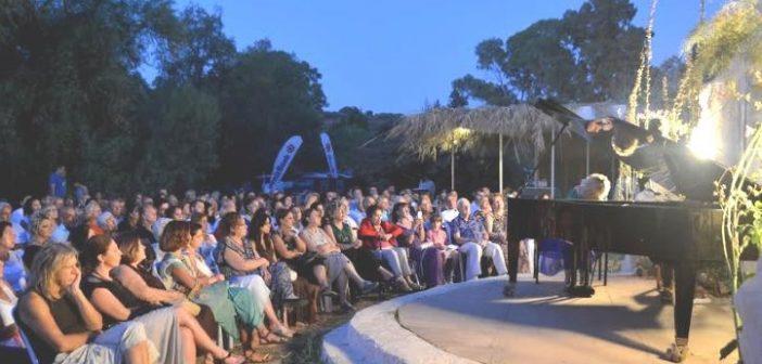 Toprak Ev'de Gülsin Onay'dan muhteşem konser