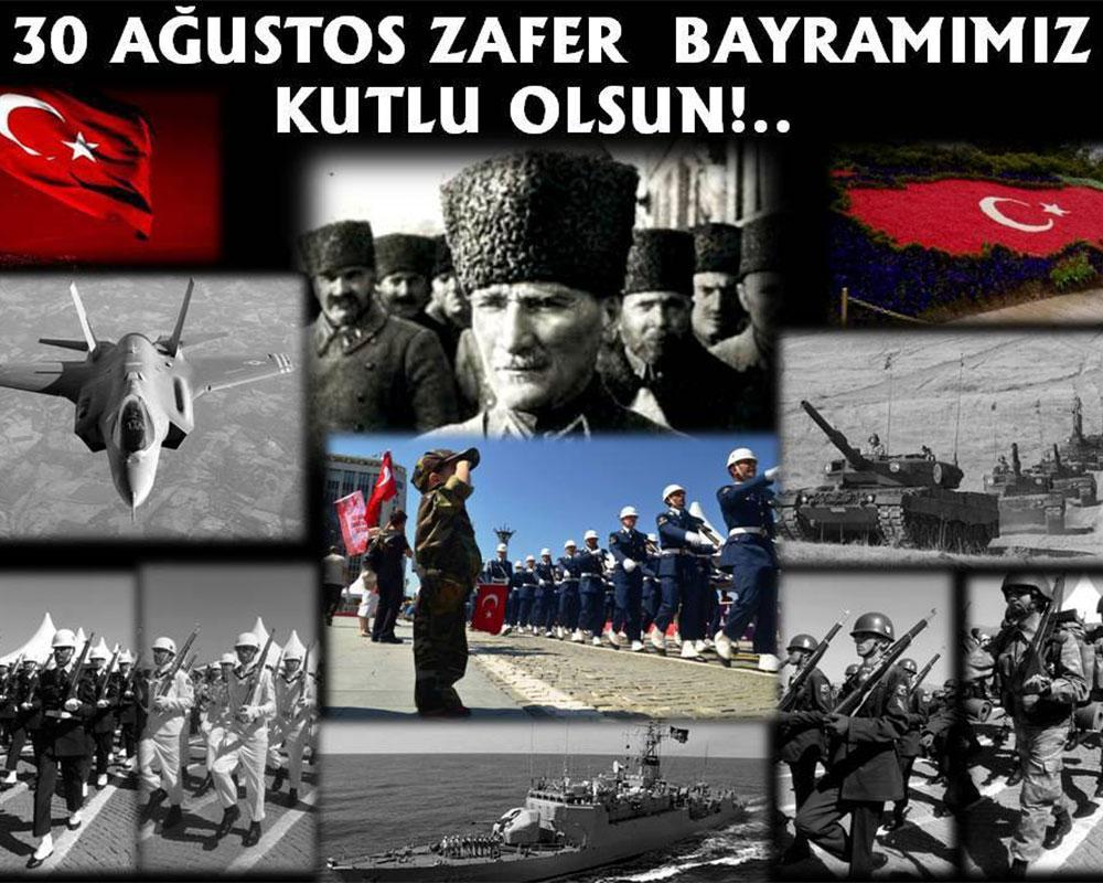 30 Ağustos Halk dayanışması afişi