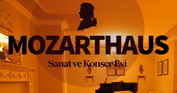 Mozart Hause Konser evi afiş