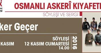 Osmanlı Askeri Kıyafetleri manşet