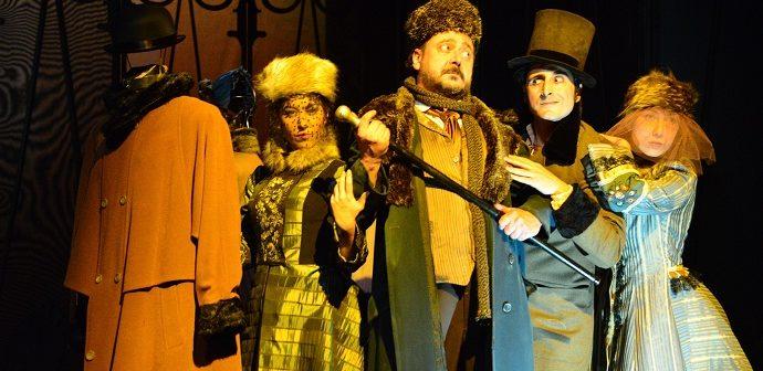 'SEYİRCİ BEĞENİ' ÖDÜLÜ TÜRKİYE'YE: Devlet Tiyatroları 'XX. Dostoyevski Tiyatro Festivali'nden Ödülle Döndü