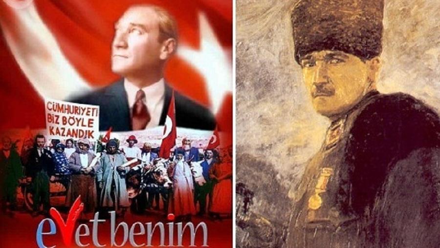 Atatürk Yeni Foto 2