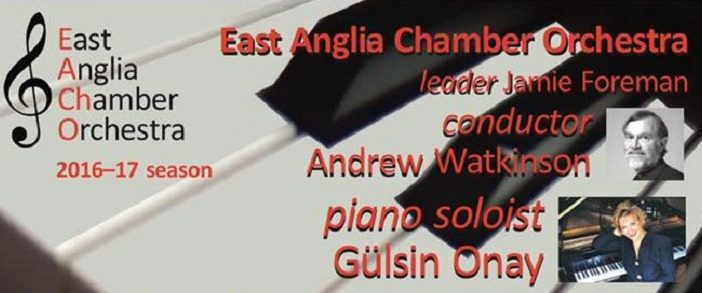 Gülsin Onay Cambridge Konseri