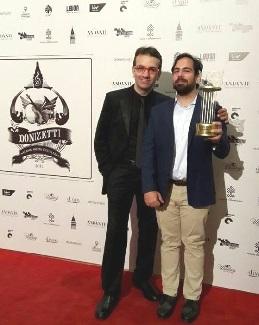 7.Andante Dergisi Donizetti Klasik Müzik Ödülleri, yılın Orkestra Şefi: Orçun Orçunsel