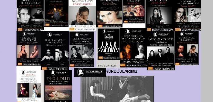 Mozarthaus Sanat ve Konser Evi 2017 – 2018 Sezonu Etkinlikleri
