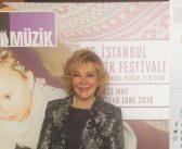 Gülsin Onay, 46.İstanbul Müzik Festivali'nde bir ilke imza atıyor.