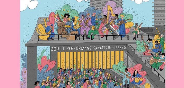 Zorlu PSM Caz Festivali 2 Mayıs-13 Mayıs 2018
