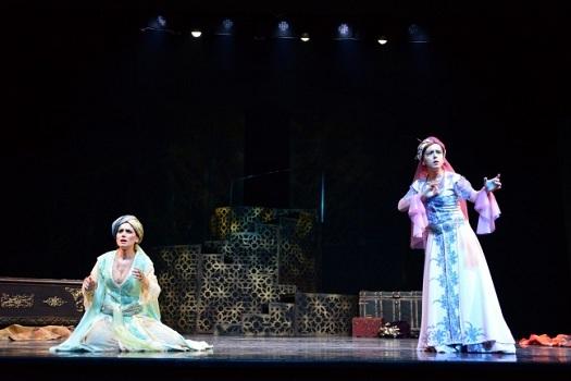 """6, 7 ve 8 Nisan tarihlerinde Ankara Devlet Tiyatrosu yapımı """"Gayri Resmi Hürrem"""","""