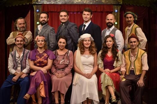 """16, 17 ve 18 Nisan tarihlerinde Antalya Devlet Tiyatrosu yapımı """"İbiş'in Rüyası"""","""