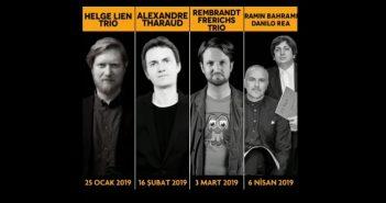 Altus Kültür Sanat: Ankara Piyano Festivali hız kesmeden devam ediyor/ 25 Ocak-6 Nisan 2019