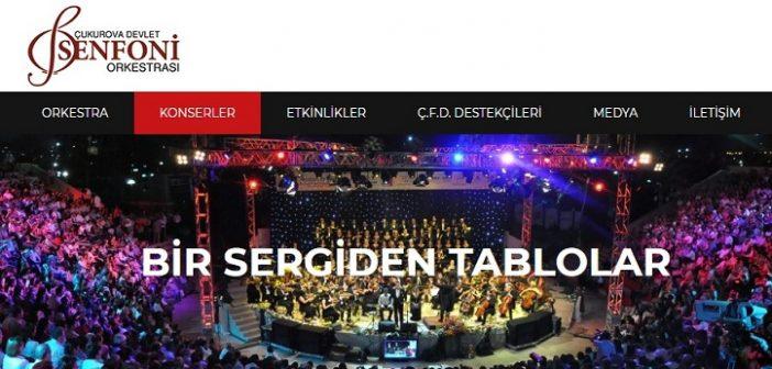 ÇDSO Konseri:  Bir Sergiden Tablolar (22 Mart 2019)