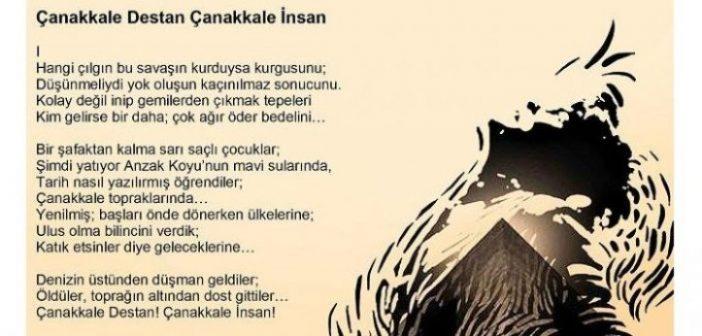 Çanakkale Destan Çanakkale İnsan 104.yıl
