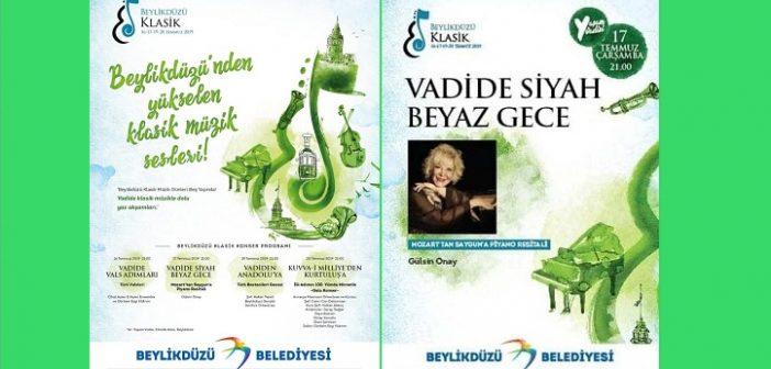 Gülsin Onay: Mozart'tan Saygun'a Piyano Resitali ( 17 Temmuz 2019)