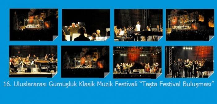 16.Uluslararası Gümüşlük Klasik Müzik Festivali: Taşta Festival Buluşması