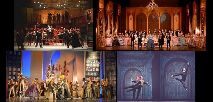 İzmir Devlet Opera ve Balesi 2019-2020 Sezonu Açılıyor (3 Ekim 2019)