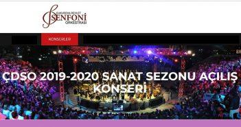 ÇDSO 2019 – 2020 Sanat Sezonu Açılış Konseri: İdil Biret (3 Ekim – 4 Ekim 2019)