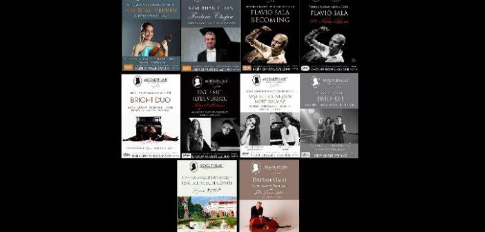 Mozarthaus 2019-2020 Sezonu'na Klasik Konserler Serisi Açılış Konseri ile başlıyor