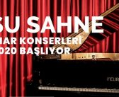 Arsu Sahne Kuruluşunun 10.Yılını ve 2020 Bahar Konserlerini LÖSEV Yararına düzenliyor