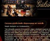 Gülsin Onay: Corona günlerinde Dayanışma ve Müzik