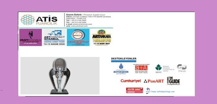 ARTCONTACT  İstanbul Çağdaş Sanat Fuarı 11-15 Kasım 2020