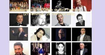 İZDOB:3.Uluslararası Efes Opera ve Bale Festivali (21 Temmuz-28 Temmuz)