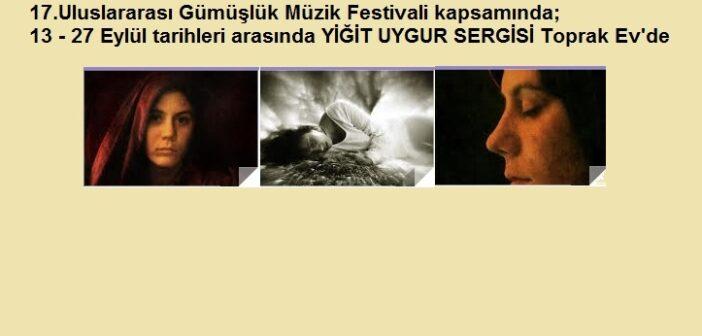 Yiğit Uygur KADIN başlıklı Fotoğraf Sergisi 13 – 27 Eylül Gümüşlük Festivali Kapsamında