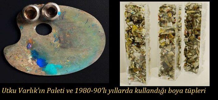 Bozlu Art Project Sanatçı Atölyeleri Koleksiyonu'ndan: Utku Varlık