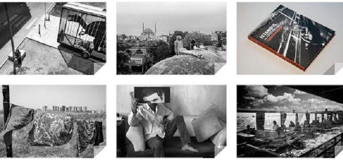 Timurtaş Onan: İstanbul Bir Garip Şehir fotoğraf kitabı