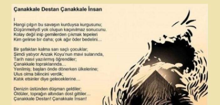 Çanakkale Destan Çanakkale İnsan 106.Yıl