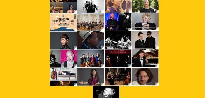 18.Uluslararası Gümüşlük Müzik Festivali (24 Temmuz-29 Ağustos 2021)