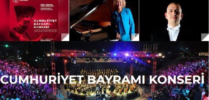 ÇDSO: 29 Ekim Cumhuriyet Bayramı'nı Gülsin Onay'la Kutluyor