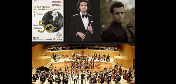 İDSO: Igor Stravinsky Anma Konseri (22 Ekim 2021)